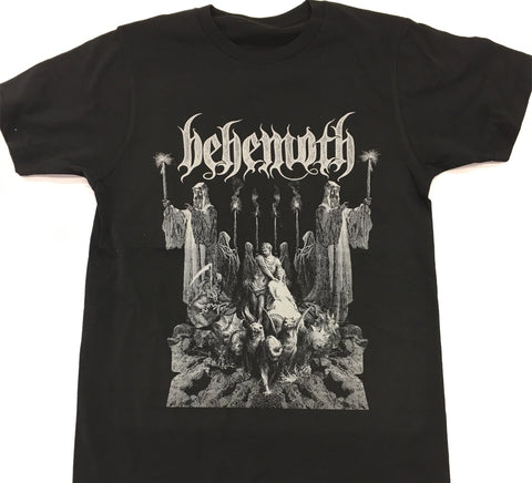 Behemoth - Corpse Candle Shirt
