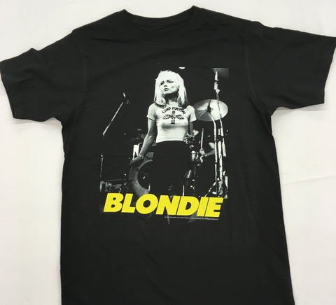 Blondie, Yellow Name Shirt