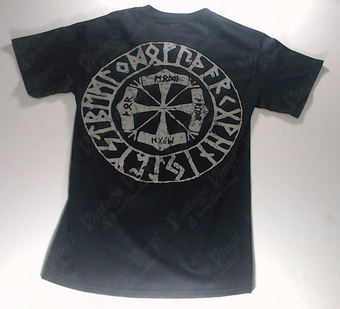 Amon Amarth - Logo on Hammer Shirt