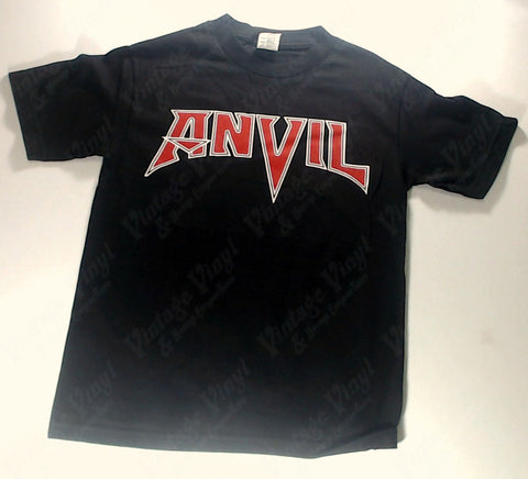 Anvil - Red Logo Shirt