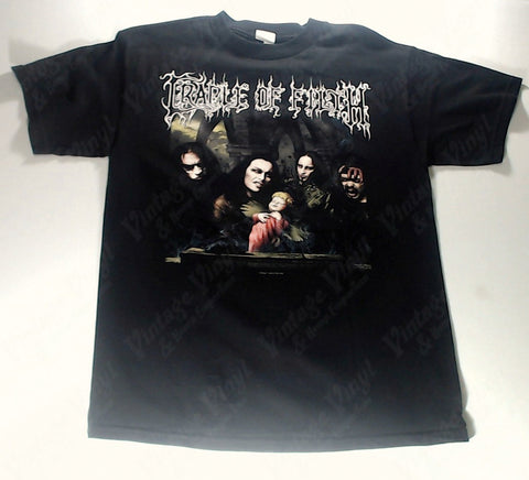 Cradle Of Filth - Band With Child Angel Shirt