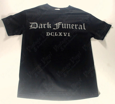 Dark Funeral - Grey Logo Shirt