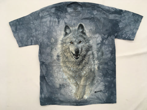 Wolves- Snow Plow Wolf Mountain Shirt