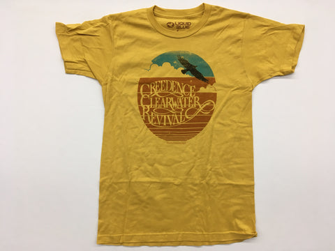 Creedence Clearwater Revival - Green River Liquid Blue Shirt