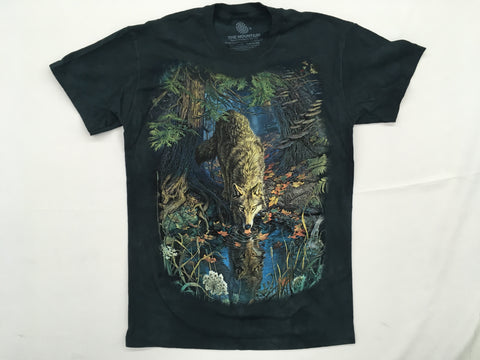 Wolves- Wolf Pool Mountain Shirt