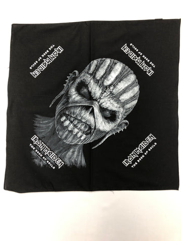 Bandana- Iron Maiden Band