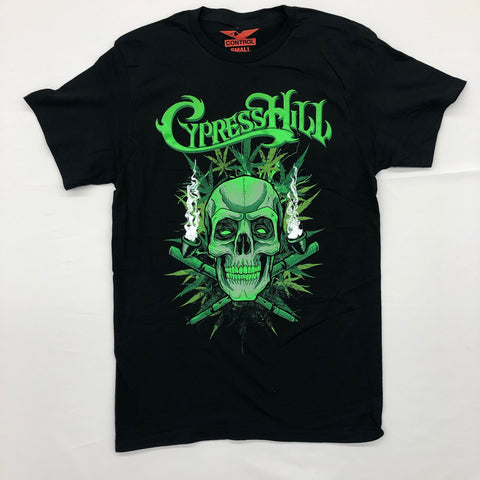 Cypress Hill - 420 Skull Shirt