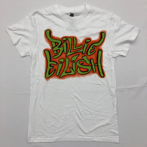 Billie Eilish - Graffiti Shirt