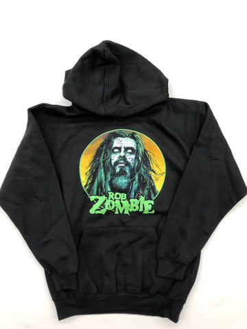Zombie, Rob - Face Hoodie