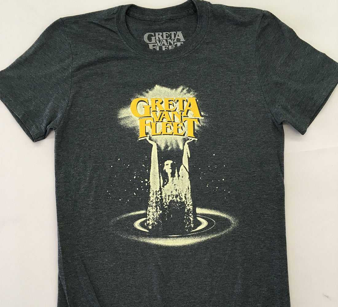 hot-selling official top design new york Greta Van Fleet- Cinematic Lights Shirt
