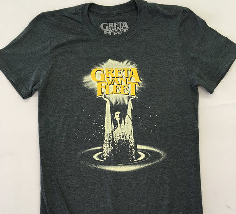 Greta Van Fleet- Cinematic Lights Shirt