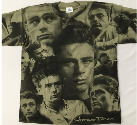 James Dean - All Over Print