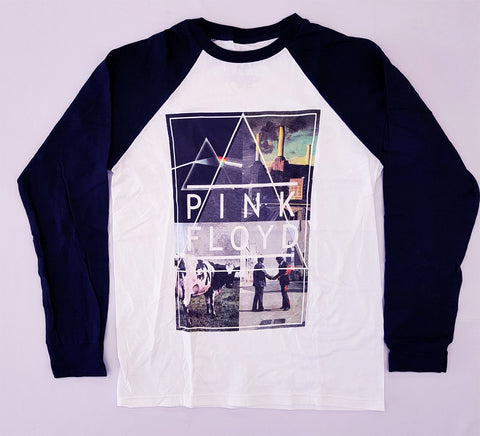 Pink Floyd - Album Covers Long Sleeve Shirt