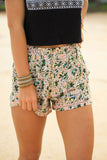 Summer Cottage Pocket Shorts