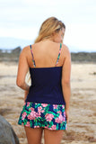 Floral Dreamin' Bathing Suit Skirt