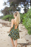 Flirty Pineapple Dress