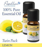Essential Oil 2 Pack Lemon