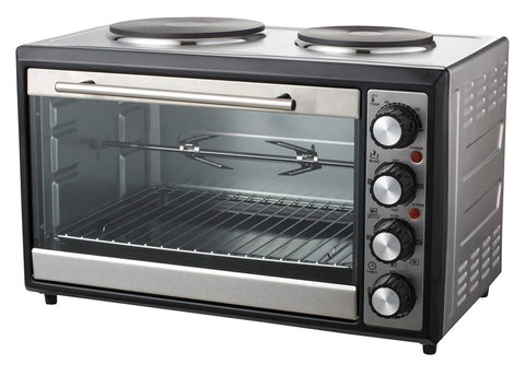33L Mini Oven with Hotplates