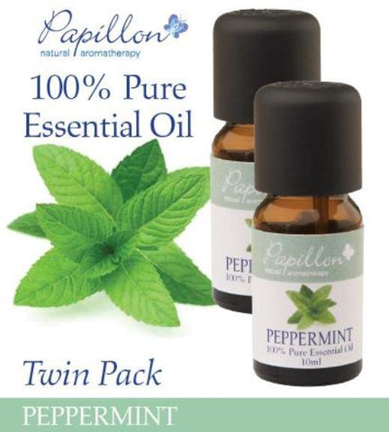 Essential Oil 2 Pack Peppermint