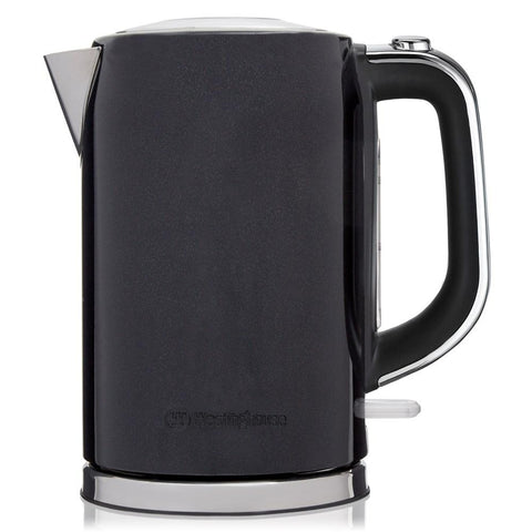 Westinghouse Kettle - Black Stainless