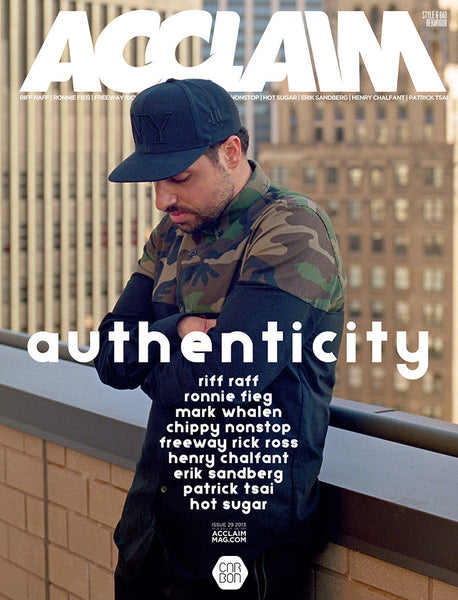 Acclaim Magazine 29 – The Authenticity Issue