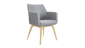 Soft Seating Standard Keylargo Ash Hady Chair