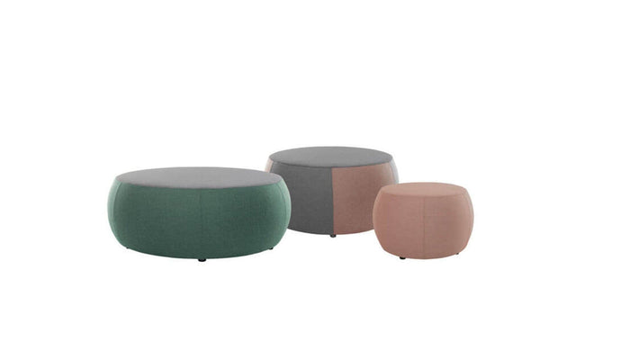 Soft Seating Halo Ottomans