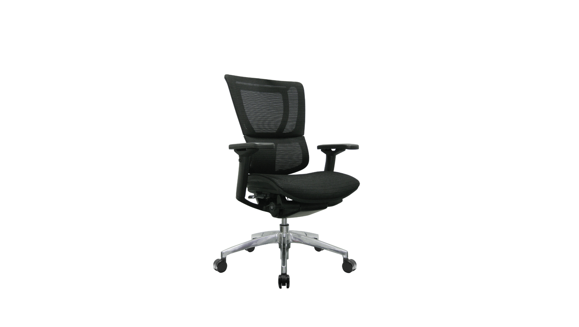 Seating Black Frame / Black Mesh / Without Headrest iOO Chair