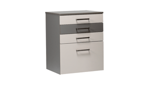 Filing and Storage Koncept Mobile Drawer Unit