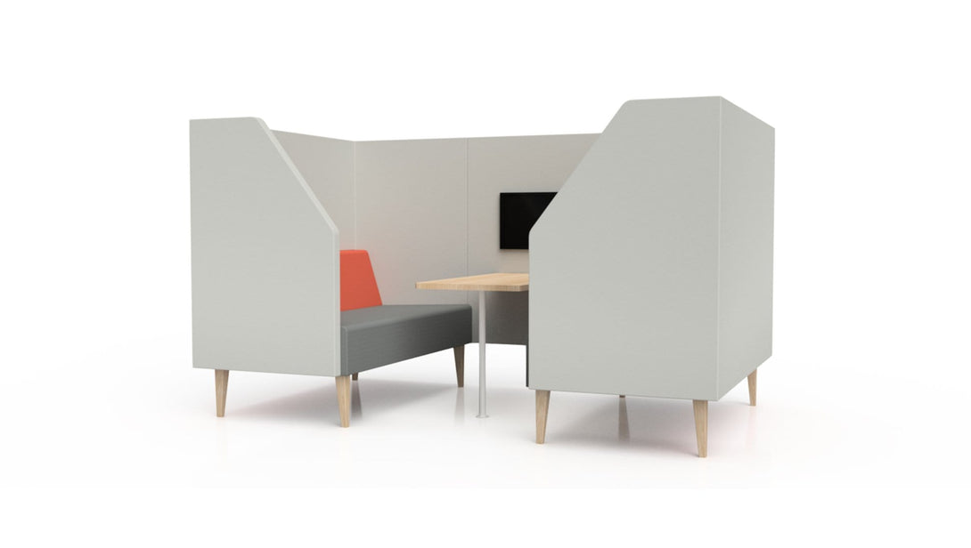 Soft Seating Me2 Booth
