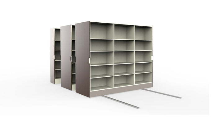 Filing and Storage Mobile Storage