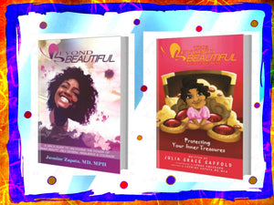 """Beyond Beautiful"" Girl's Empowerment 2 Book Set"