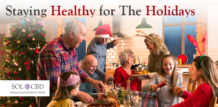 10 Tips for Staying Healthy for the Holidays