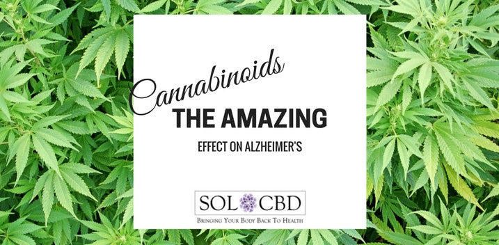 Cannabinoids & The Amazing Effect on Alzheimer's