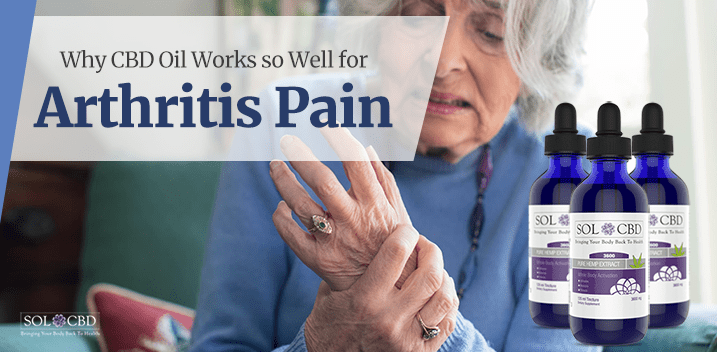 The Potential Benefits of Using CBD Oil for Arthritis Pain