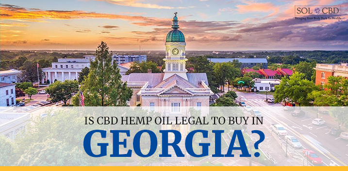 CBD Lawsd Georgia