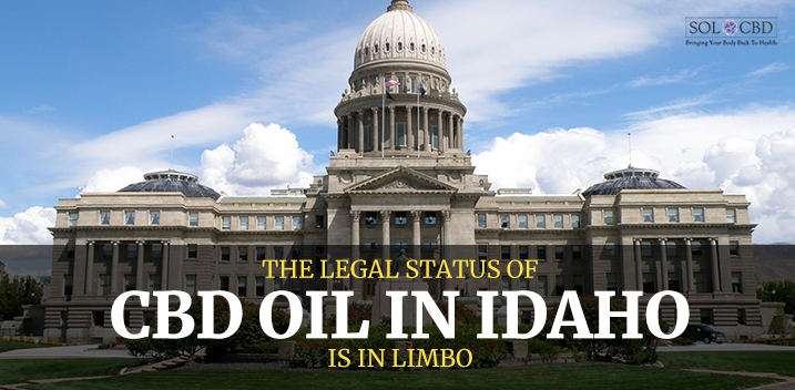 Is CBD Oil Legal in Idaho?