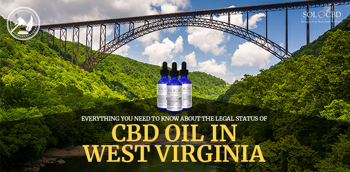 Is It Legal to Buy CBD Oil in West Virginia?