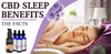 CBD sleep benefits