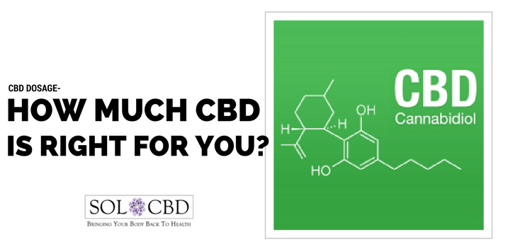 CBD Dosage - How Much CBD Oil is Right for You?
