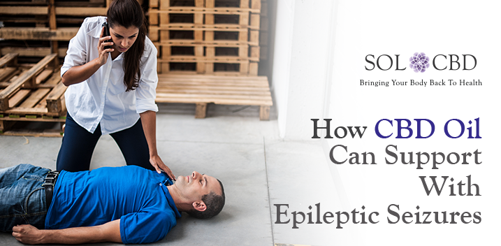How CBD Oil Can Support with Epileptic Seizures