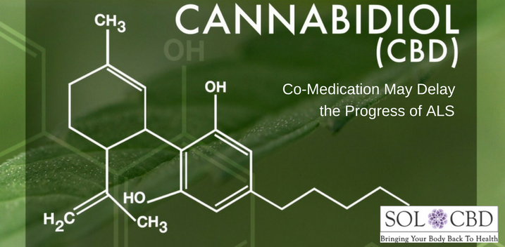 Cannabidiol Co-Medication May Delay the Progress of ALS