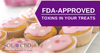 The FDA-Approved Toxins in Your Treats;