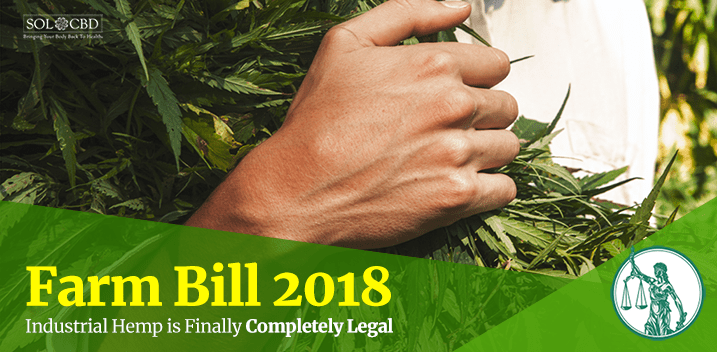 The Greatest Victory For Hemp: The New Farm Bill Signed Into Law!