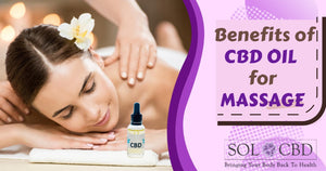Benefits of CBD Oil for Massage