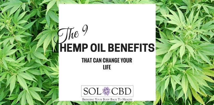 The 9 Hemp Oil Benefits That Can Change Your Life