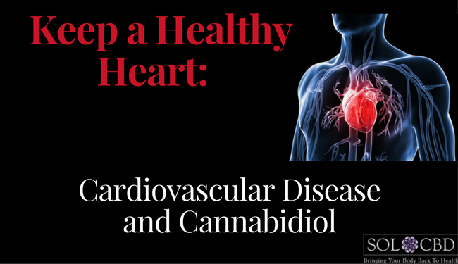 Keep a Healthy Heart: Cardiovascular Disease and Cannabidiol