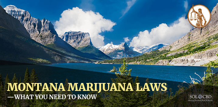 Is CBD Oil Legal in Montana?