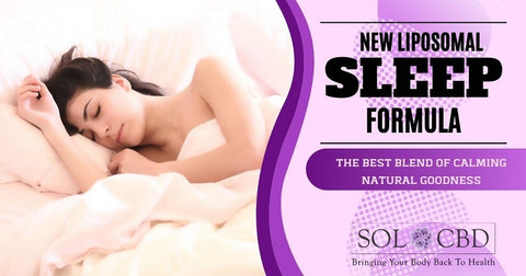 New Liposomal Sleep Formula: The Best Blend of Calming Natural Goodness