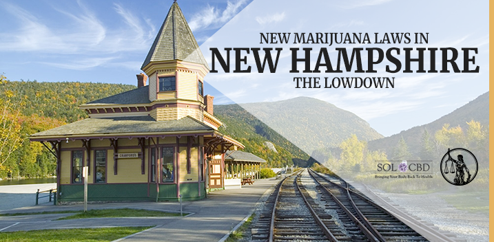 Is CBD Oil Legal in New Hampshire?